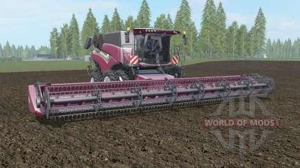 New Holland CR10.90 hippie pink para Farming Simulator 2017