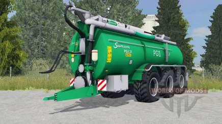 Samson PGII 27 jade para Farming Simulator 2015