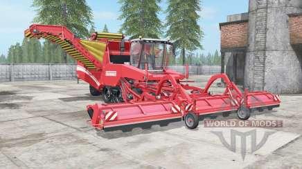 Grimme Tectron 415 red salsa para Farming Simulator 2017