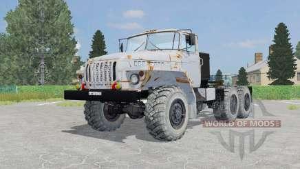 Ural-4420 oxidado para Farming Simulator 2015