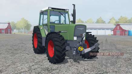 Fendt Farmer 309 LSA Turbomatik FL para Farming Simulator 2013