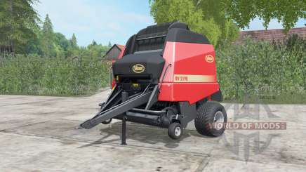 Vicon RV 2190 coral red para Farming Simulator 2017