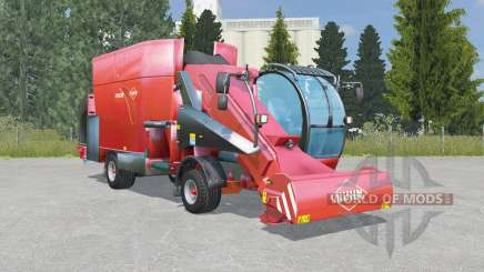 Kuhn SPW 25 light brilliant red para Farming Simulator 2015