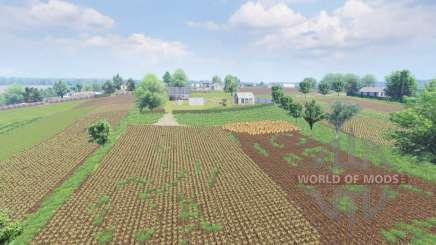 Cherkasy región v1.1 para Farming Simulator 2013