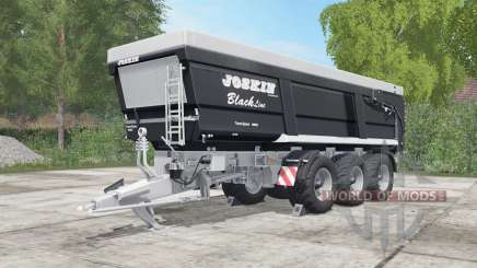 Joskin Trans-Space 7000-23BC150 high capacity para Farming Simulator 2017