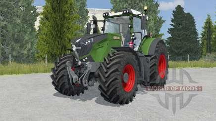 Fendt 1050 Vario may green para Farming Simulator 2015