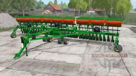 Stara Absoluta 35 north texas green para Farming Simulator 2017