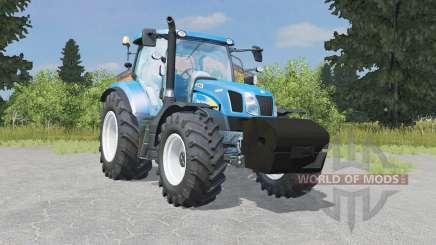 New Holland TS135A para Farming Simulator 2015