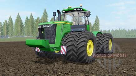 John Deere 9460R-9560R para Farming Simulator 2017