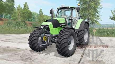Deutz-Fahr 7210-7250 TTV Agrotron para Farming Simulator 2017