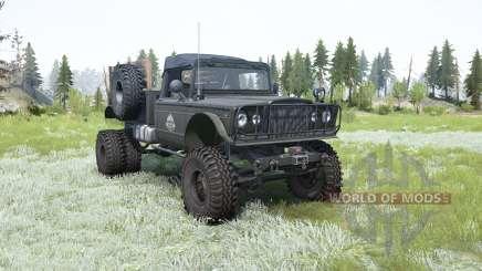 Kaiser Jeep M715 tundora para MudRunner