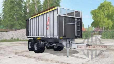 Fliegl TMK 266 Bull light gray para Farming Simulator 2017