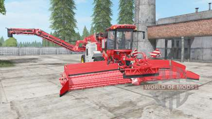 Holmer Terra Felis 2 multifrucht para Farming Simulator 2017