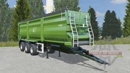 Krampe Sattel-Bandit 30-60 grass para Farming Simulator 2015