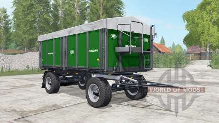 Brantner Z 18051-G Multiplᶒx para Farming Simulator 2017