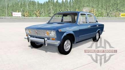 Lada Lada (2103) 1972 v2.0 para BeamNG Drive