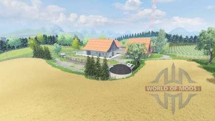 Wildbachtal para Farming Simulator 2013
