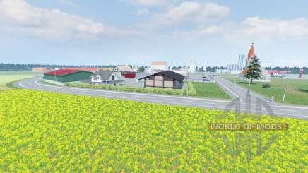Frankenland v2.0 para Farming Simulator 2013