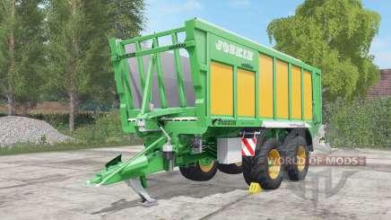 Joskin Drakkar 6600-28D180 para Farming Simulator 2017
