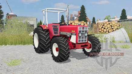International 633 4WD front loader para Farming Simulator 2015