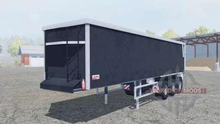 Kroger Agroliner SRB3-35 bright gray para Farming Simulator 2013