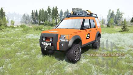 Land Rover Discovery 3 G4 Edition 2004 para MudRunner