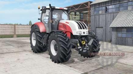 Steyr 6180&6225 CVT para Farming Simulator 2017