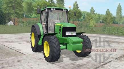 John Deere 6030&7030 Premium para Farming Simulator 2017