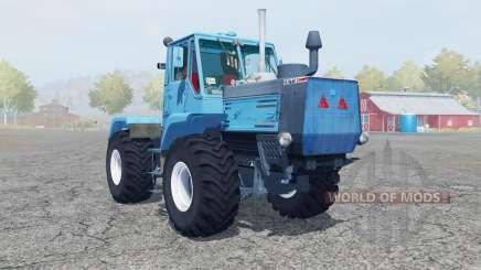 T-150K-09 de color azul para Farming Simulator 2013