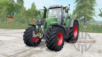 Fendt 818&820 Vario TMS para Farming Simulator 2017