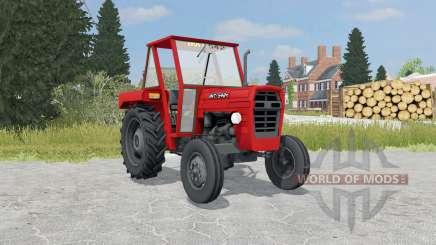 IMT 542 pigment red para Farming Simulator 2015