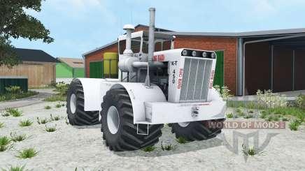 Big Bud KT 450 para Farming Simulator 2015