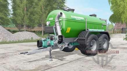 Zunhammer SKE 18500 PU universal para Farming Simulator 2017