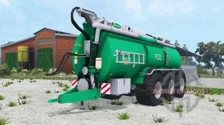 Samson PGII 27 para Farming Simulator 2015