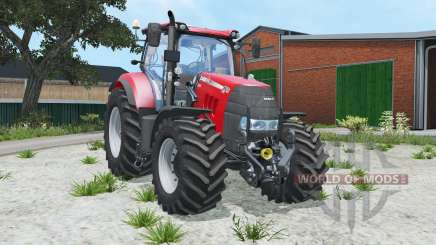 Case IH Puma 165 CVX FL console para Farming Simulator 2015
