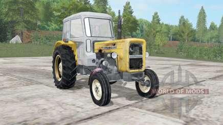 Ursus C-360 cream can para Farming Simulator 2017