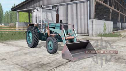 UMZ-6КЛ con PKU para Farming Simulator 2017