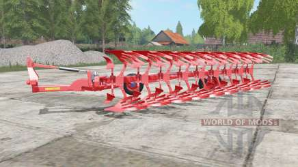 Lemken Diamant 12 red edition para Farming Simulator 2017