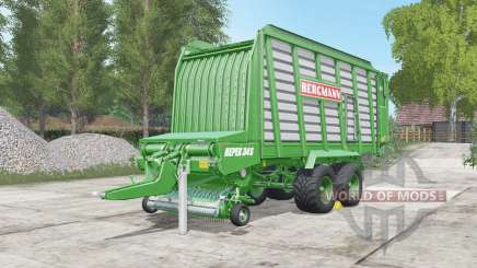 Bergmann Repex 34S borde de color seleccionable para Farming Simulator 2017