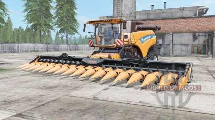 New Holland CR10.90 pastel orange para Farming Simulator 2017
