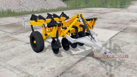 Baldan ASDA para Farming Simulator 2017