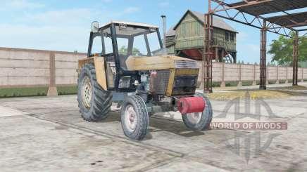 Ursus 912 burlywood para Farming Simulator 2017