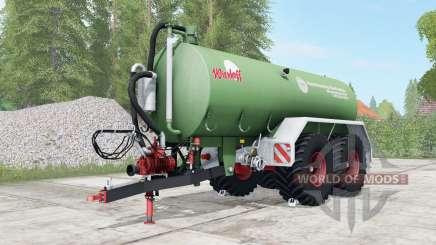 Wienhoff 20200 VTW para Farming Simulator 2017