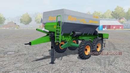 Stara Hercules 10000 french gray para Farming Simulator 2013
