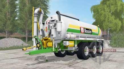 Bossini B3 200 pantone green para Farming Simulator 2017