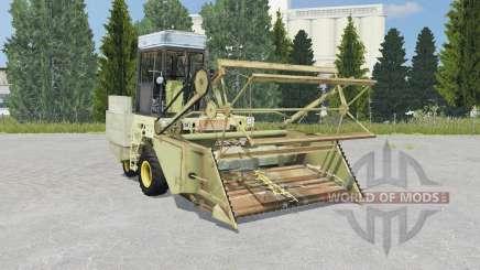 Fortschritt E 281-E para Farming Simulator 2015