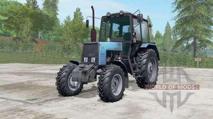 MTZ-Belarús 1025 cargador frontal para Farming Simulator 2017