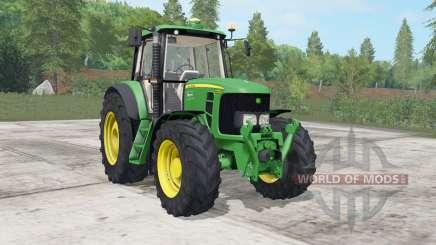 John Deere 6030&7030-series para Farming Simulator 2017