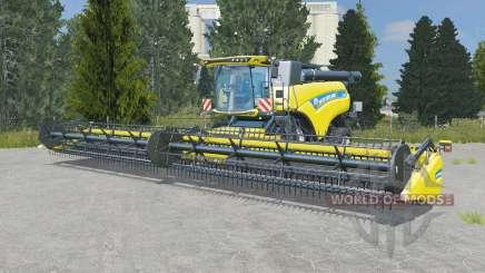 New Holland CR10.90 pantone yellow para Farming Simulator 2015