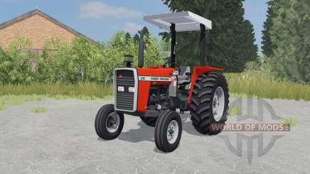 Massey Ferguson 290 coquelicot para Farming Simulator 2015